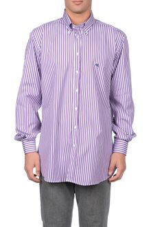 Etro Long Sleeve Shirt - Lyst