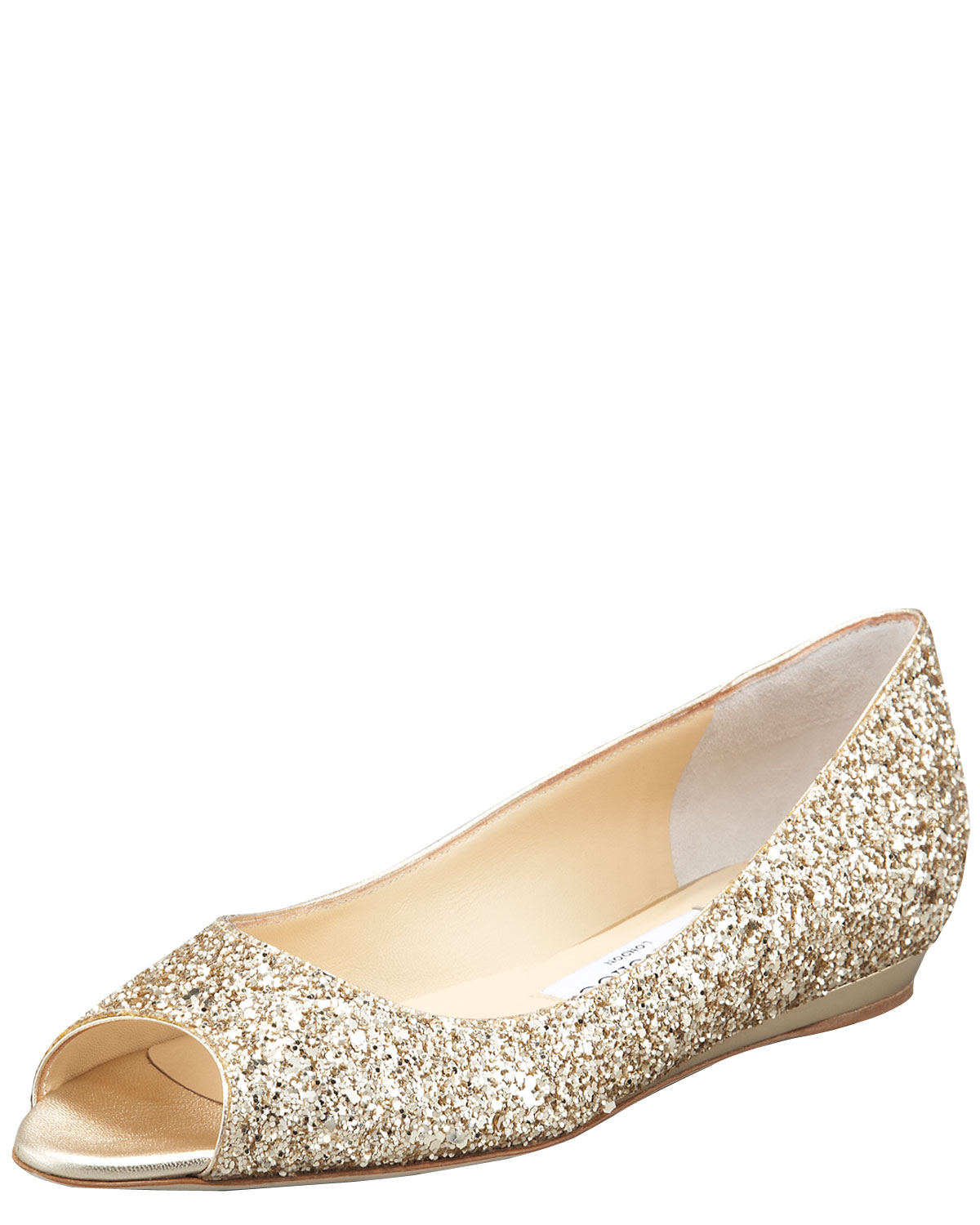 Outlet Fashionable Silvia faux pearl-embellished leather flats Jimmy Choo London Sale Online Store 5aB0Rl7