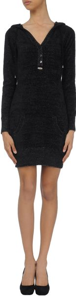 Kani Ladies Short Dress - Lyst