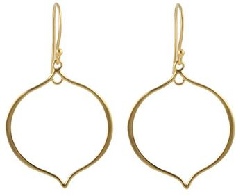 Peggy Li Open Lotus Earrings Gv - Lyst