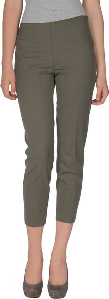 Ralph Lauren 3/4 Length Trousers - Lyst