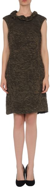 Roberta Scarpa Short Dress - Lyst