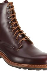 Crockett & Jones Arran Boots - Lyst