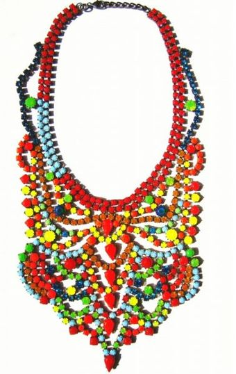 Jolita Jewellery Esmeralda Necklace - Lyst