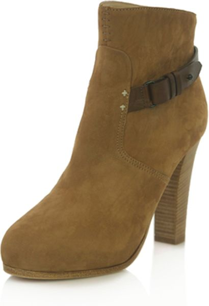 Rag & Bone Anders Bootie in Beige (camel)