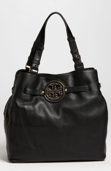 Tory Burch Amanda Tote in Black