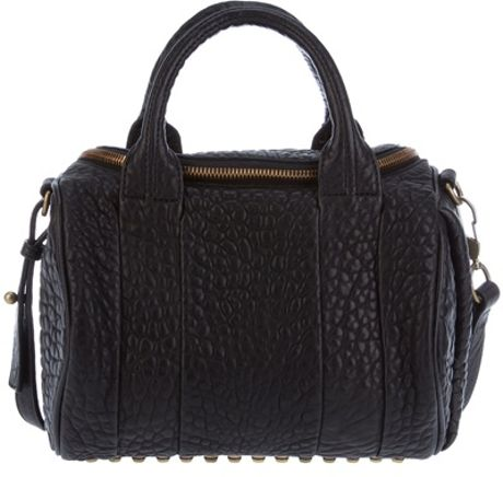 Alexander Wang Rockie Bag in Black - Lyst