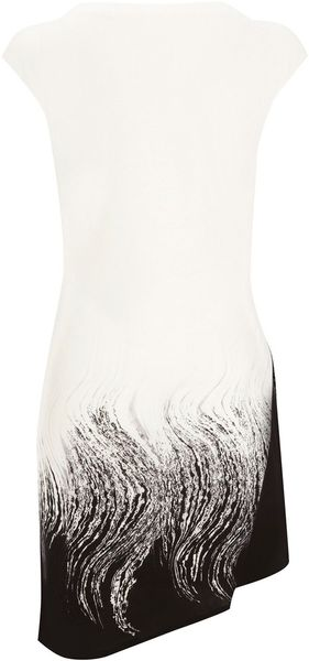 Karen Millen Customised Texture Print - Lyst