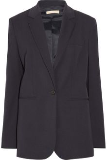 Michael Kors Stretch Wool Twill Jacket - Lyst