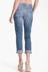 Citizens Of Humanity Mandy High Waist Slim Leg Jeans - Lyst