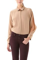 Equipment Parker Blouse - Lyst