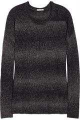 James Perse Striped Sweater - Lyst