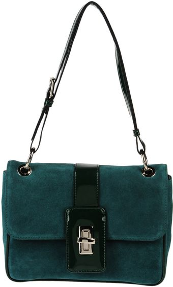 Parentesi Small Leather Bag - Lyst