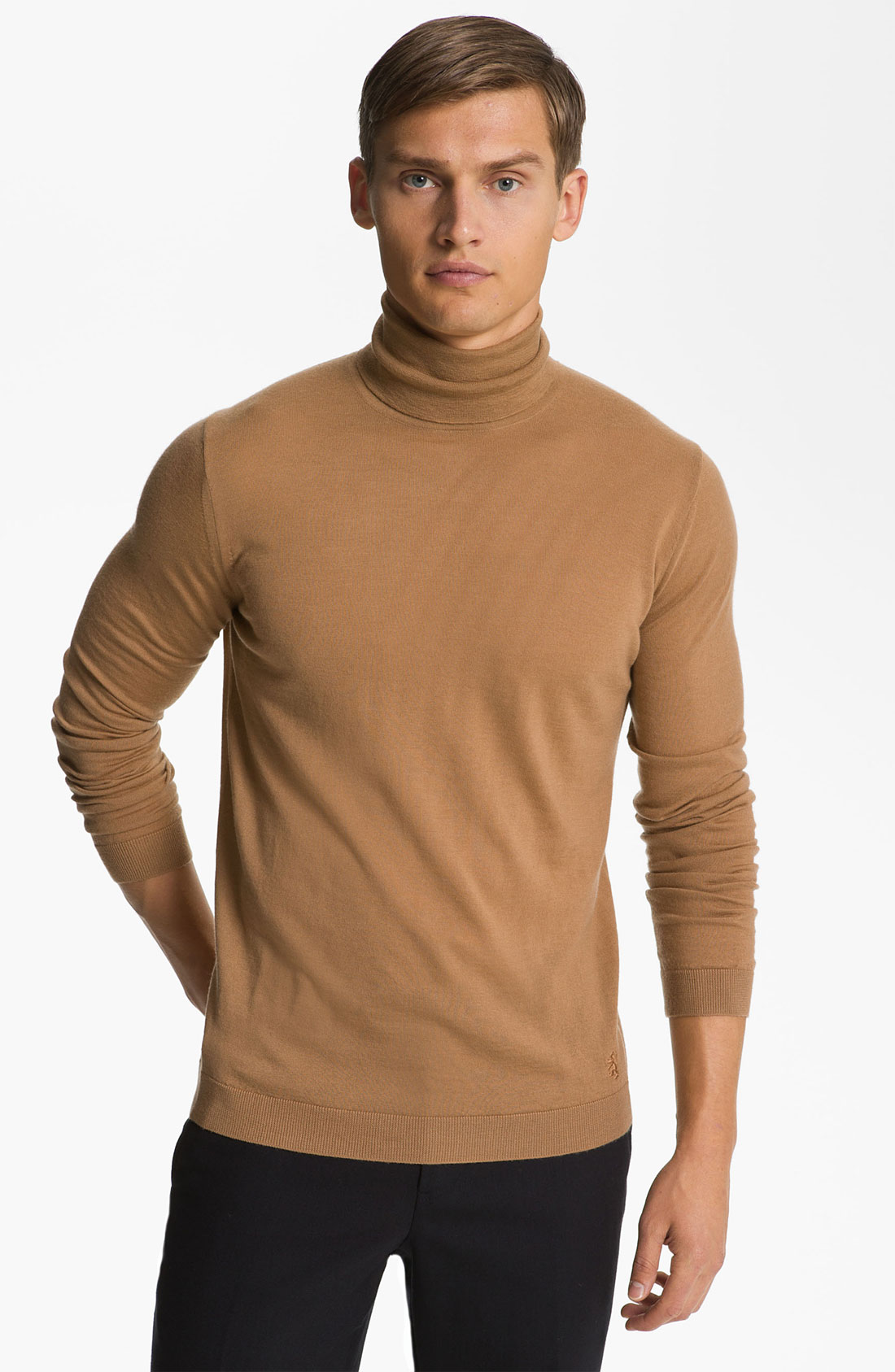 When do turtlenecks look good or not? : malefashionadvice