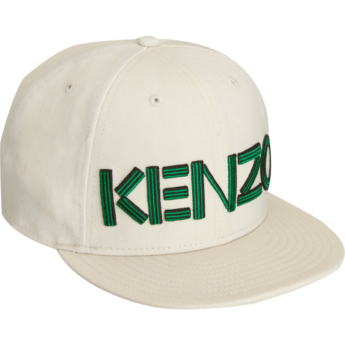 KENZO Embroidered Hat in Green for Men - Lyst 1eb75b036f9
