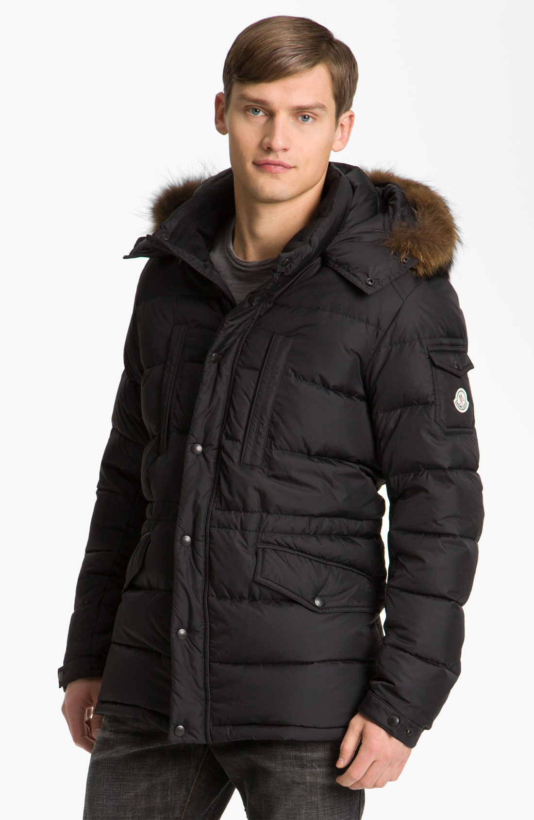 Moncler Clothing Mens