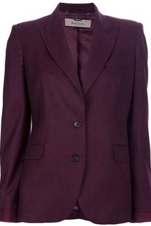 Paul Smith Single Breasted Blazer - Lyst