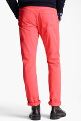 Rag & Bone Rb15x Slim Straight Jeans - Lyst