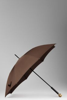 Burberry Owl Handle Walking Umbrella - Lyst