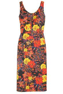 Erdem Edith Tank Dress - Lyst