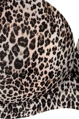 H&m Super Push Upbra in Animal (leopard) - Lyst