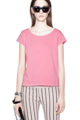 Acne Copy Cotton Candy Pink - Lyst