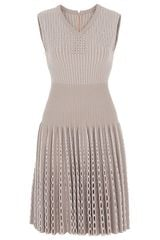 Alaïa Entrelacs Dress - Lyst