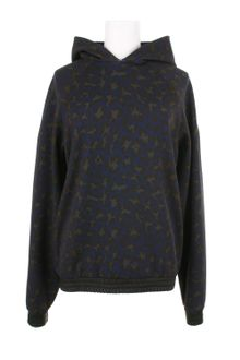 Christopher Kane Sweatshirt in A Technic Jersey Blend Of Polyamide and Elastane with A Leopard Pattern - Lyst