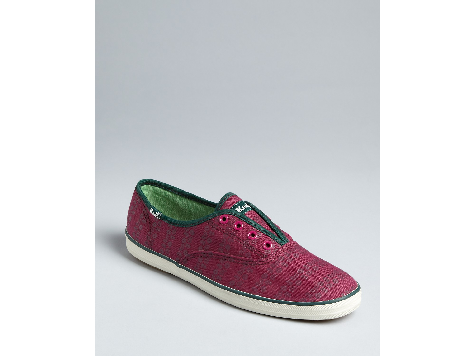 Slip On Printed Keds Shoes