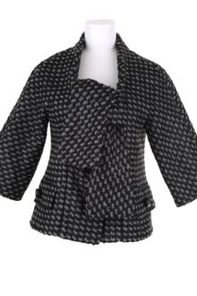 Marc Jacobs Bonded Wool Jacket - Lyst