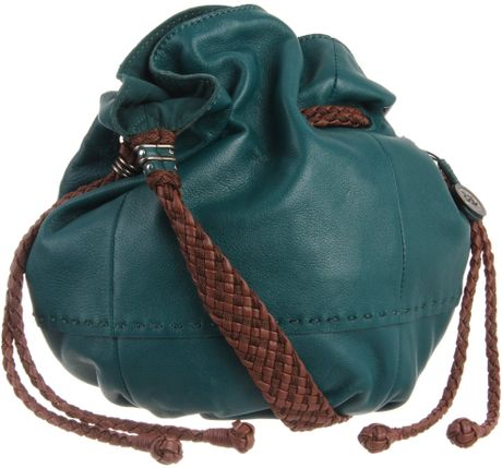 The Sak Indio Drawstring Shoulder Bag 14