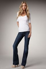 7 For All Mankind Original Bootcut Nouveau Ny Jeans - Lyst