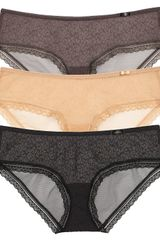 Calvin Klein Hipster Brief Encounters - Lyst