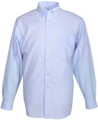 Double Two Long Sleeve Oxford Shirt - Lyst