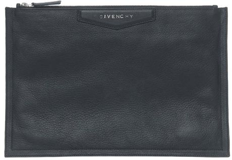 Givenchy Medium Sized Pochette in Black - Lyst