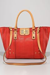 Milly Kelsey Tote Small - Lyst