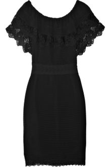 Alice By Temperley Esmeralda Georgette Mini Dress - Lyst
