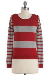 ModCloth You Make The Rules Sweater - Lyst