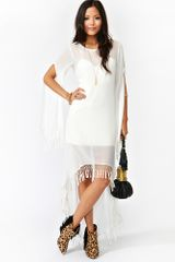 Nasty Gal Wild Horses Maxi Dress
