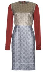 Stella McCartney Brocade Dress