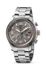 Gucci G Timeless Stainless Steel Watch with Anthracite Diamante Dial 40mm - Lyst