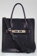 Proenza Schouler Ps11 Small Tote Bag Black - Lyst