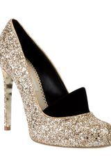 Stella McCartney Glitter Pump
