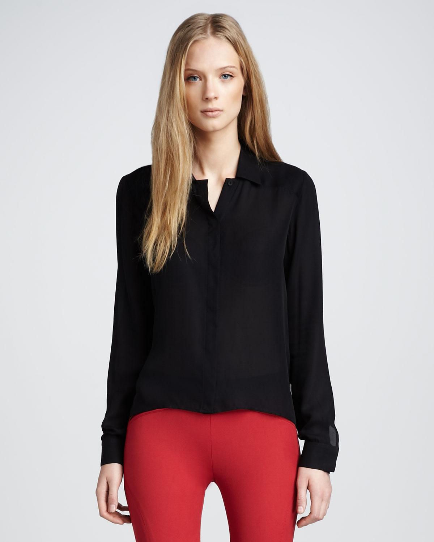 Single Button Drape Front Collar Coat