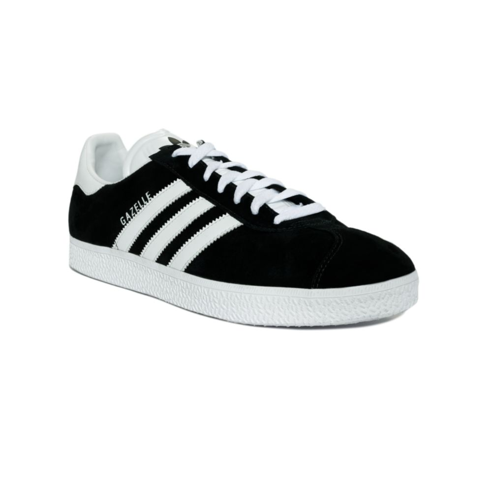 Adidas Gazelle 2 Black White