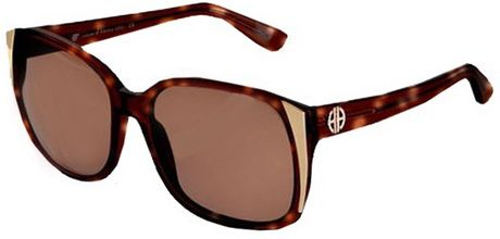 House Of Harlow Julie in Brown (tortoise/gold) - Lyst