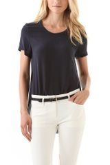 3.1 Phillip Lim Side Seam Tee - Lyst