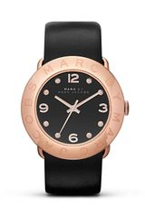 Marc By Marc Jacobs Amy Leather Strap Watch 36mm - Lyst