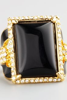 Rachel Zoe Square Ring - Lyst
