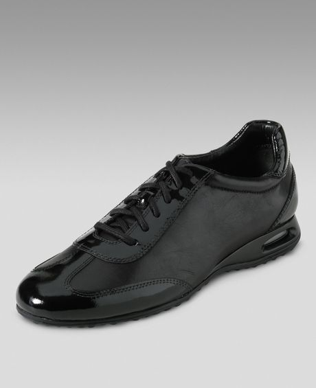 Cole Haan Air Bria Oxford Sneaker Black in Black (black black